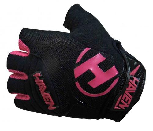 Rukavice Haven Demo Kids Shorty black/pink