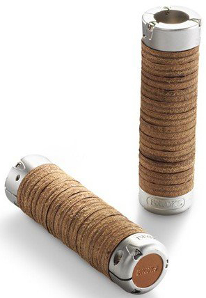 BROOKS gripy Plump Leather Grips