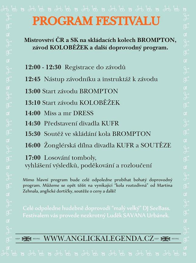 Program festival cyklospecialit 2015