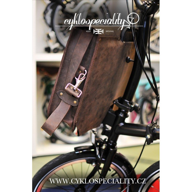Brompton Leather Bag