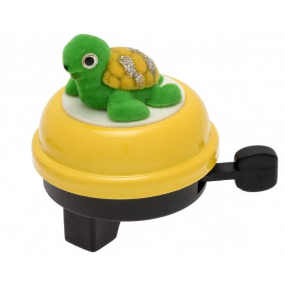 Zvonek Liix Turtle Yellow