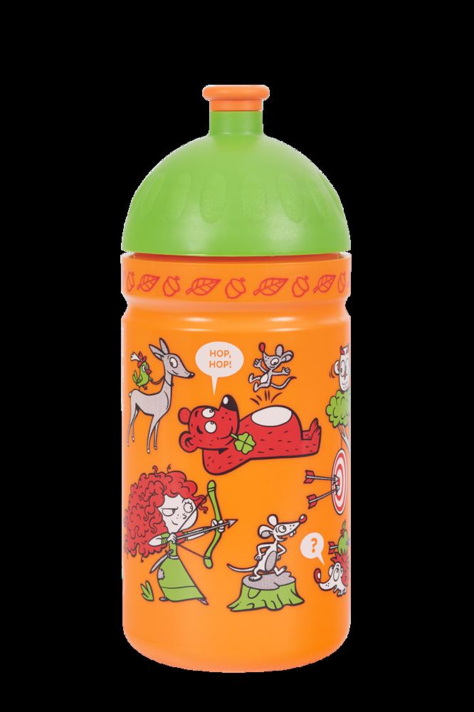 Levně Zdravá láhev - 500 ml, Rebelka 0,5l