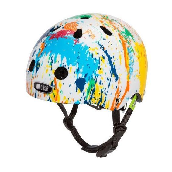 dětská helma Baby Nutty - Color Splash XXS - Kliknutím zobrazíte detail obrázku.