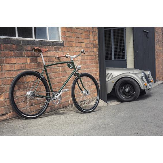 Městské kolo Pashley Morgan 3 - Kliknutím zobrazíte detail obrázku.