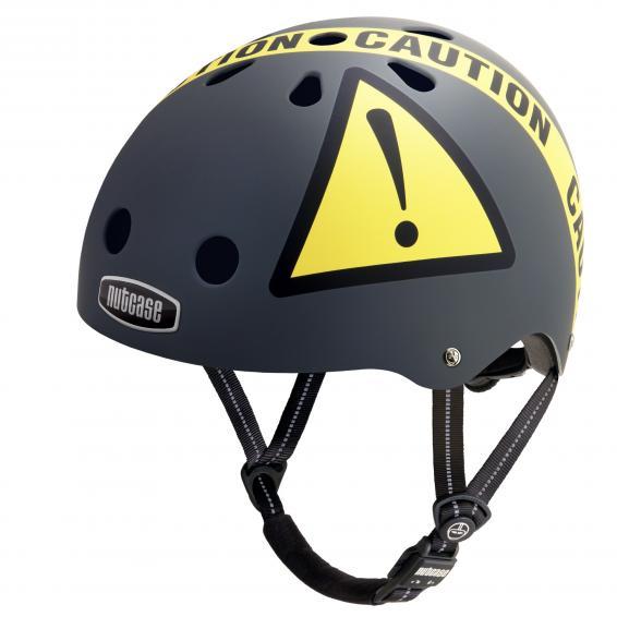 dětská helma Little Nutty - URBAN CAUTION - Kliknutím zobrazíte detail obrázku.