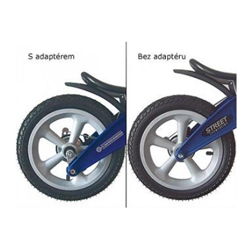 Adaptér na snížení sedátka First Bike