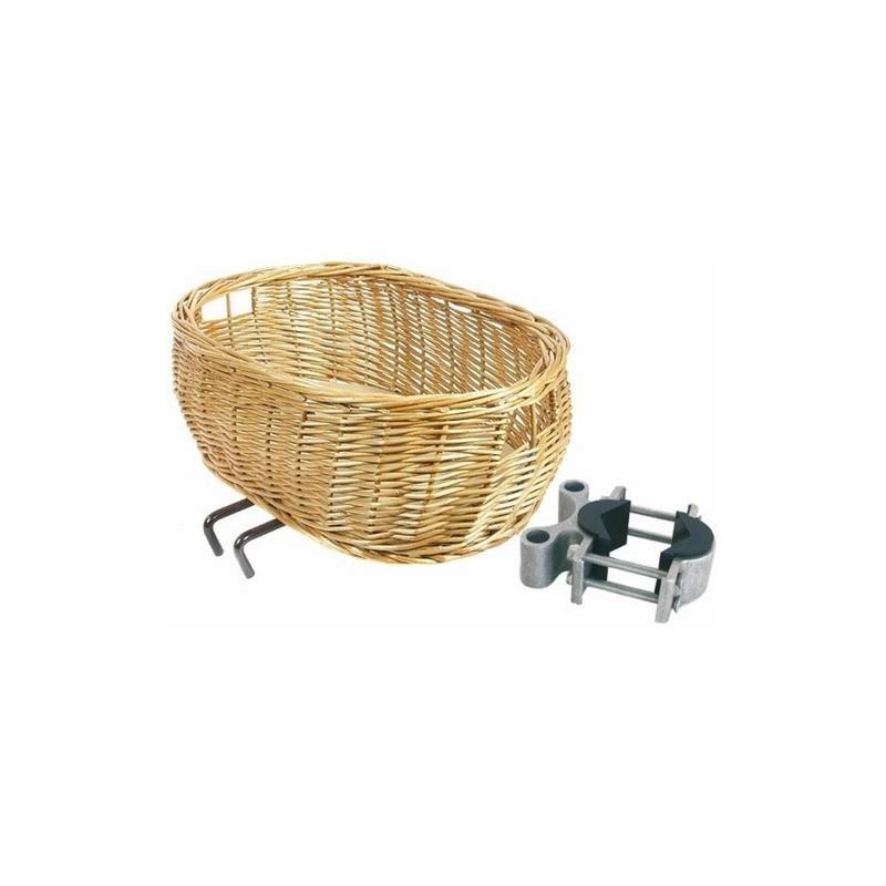 Proutěný košík na psa Proutěný košík na psa