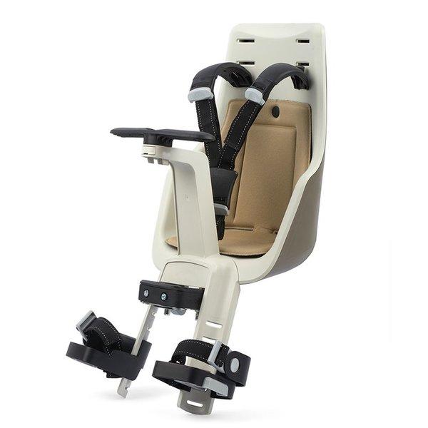 Dětská sedačka na kolo Bobike Mini Exclusiv - Kliknutím zobrazíte detail obrázku.