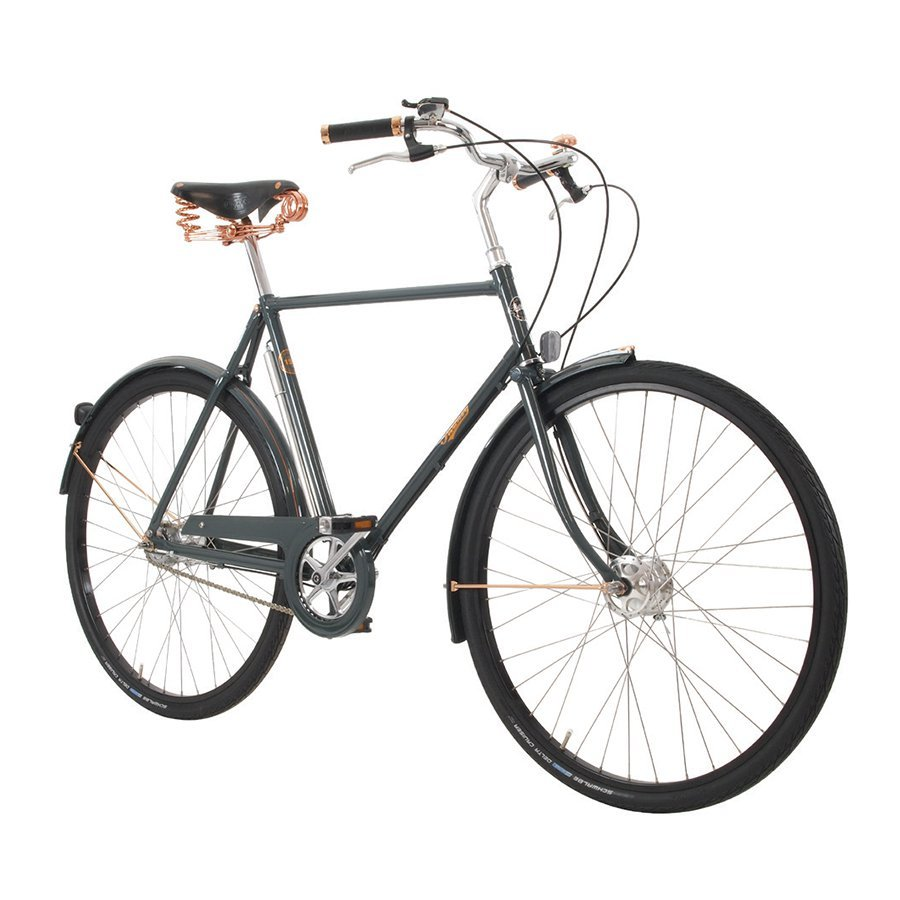 Městské kolo Brooks 150th Anniversary Pashley Roadster
