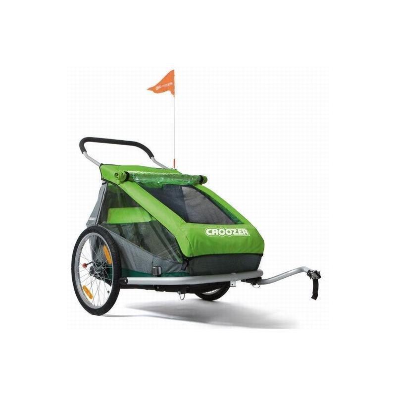 vozík za kolo pro dva