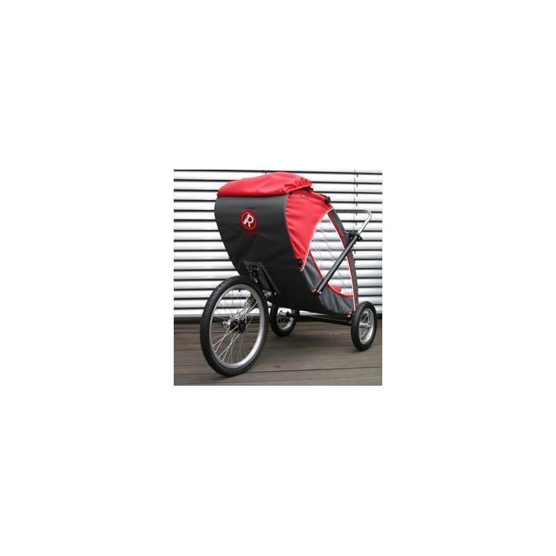 KoloFogo JENDA (Kočárek) 2016 Dětský vozík za kolo
