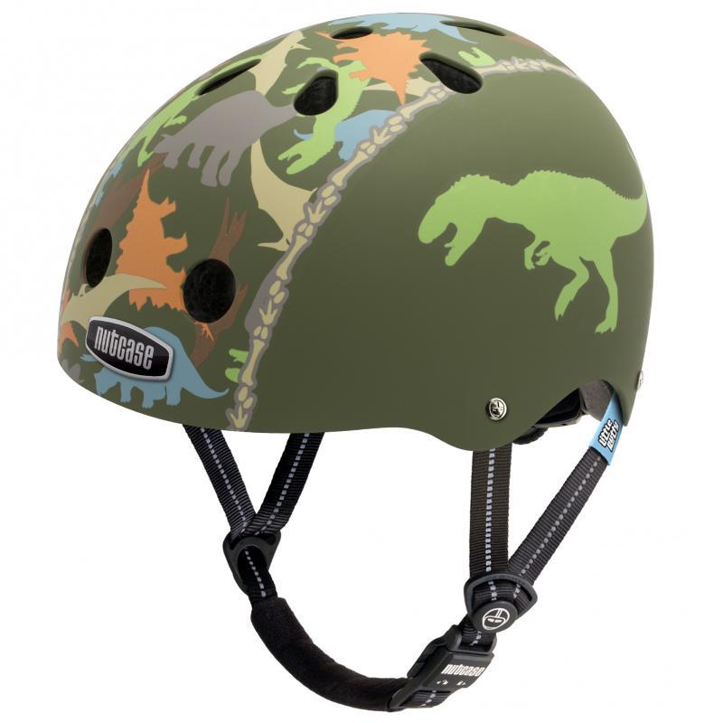 dětská helma Little Nutty - DINO MITE COMPACT