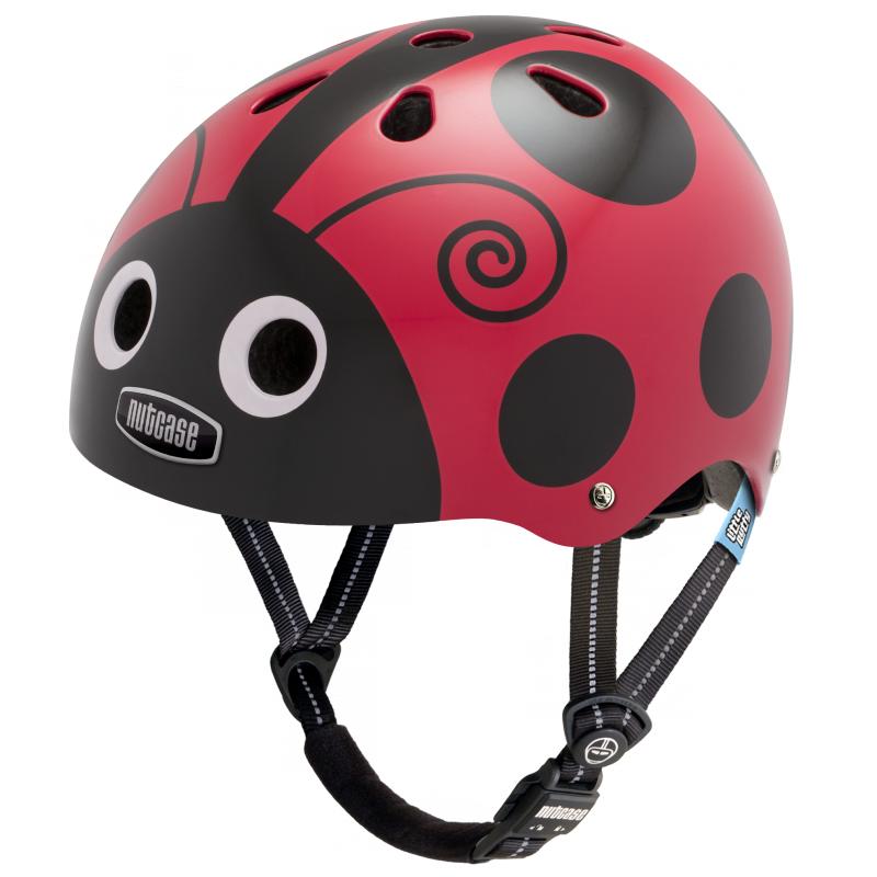 dětská helma Little Nutty - LADYBUG