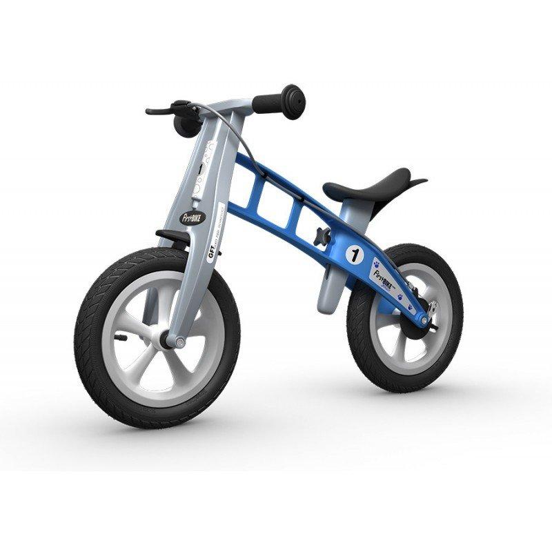 First Bike odrážedlo STREET světle modré First Bike odrážedlo STREET BARVA Světle modrá
