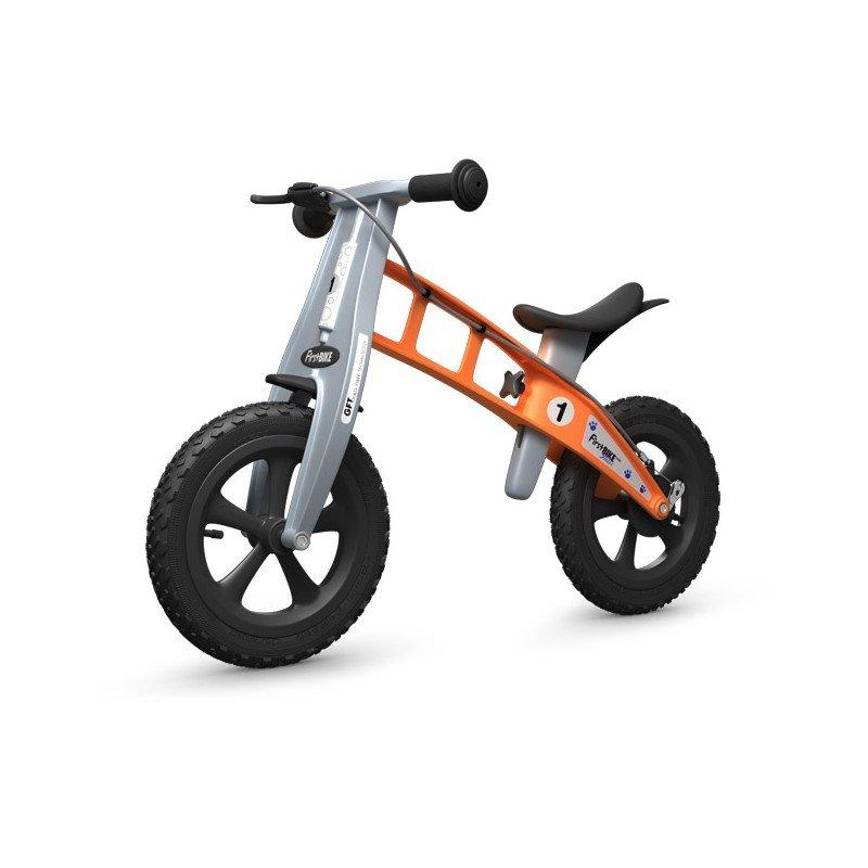 First Bike CROSS s ruční brzdou 2016 BARVA Oranžová
