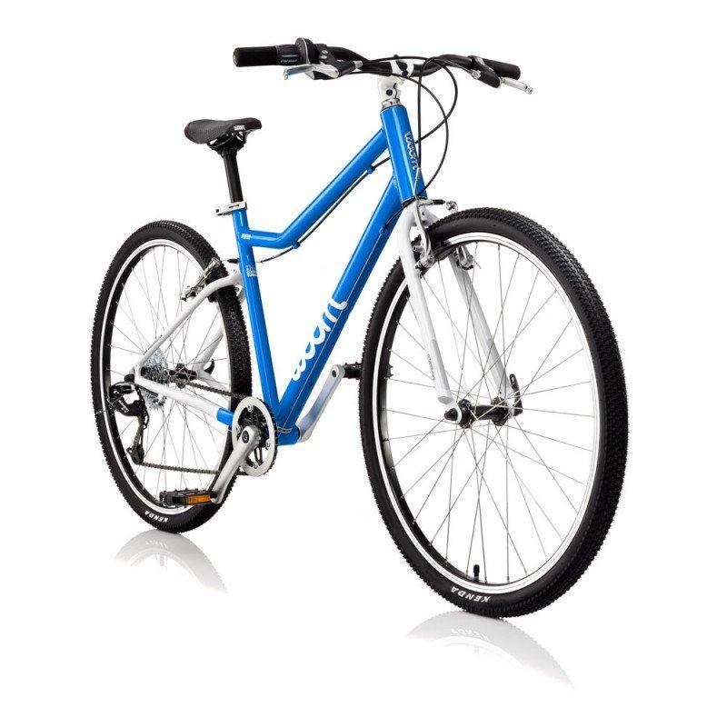 Dětské lehké kolo WOOM 6 lehké dětské kolo pro děti ve věku 10-14 let BARVA Barva modrá
