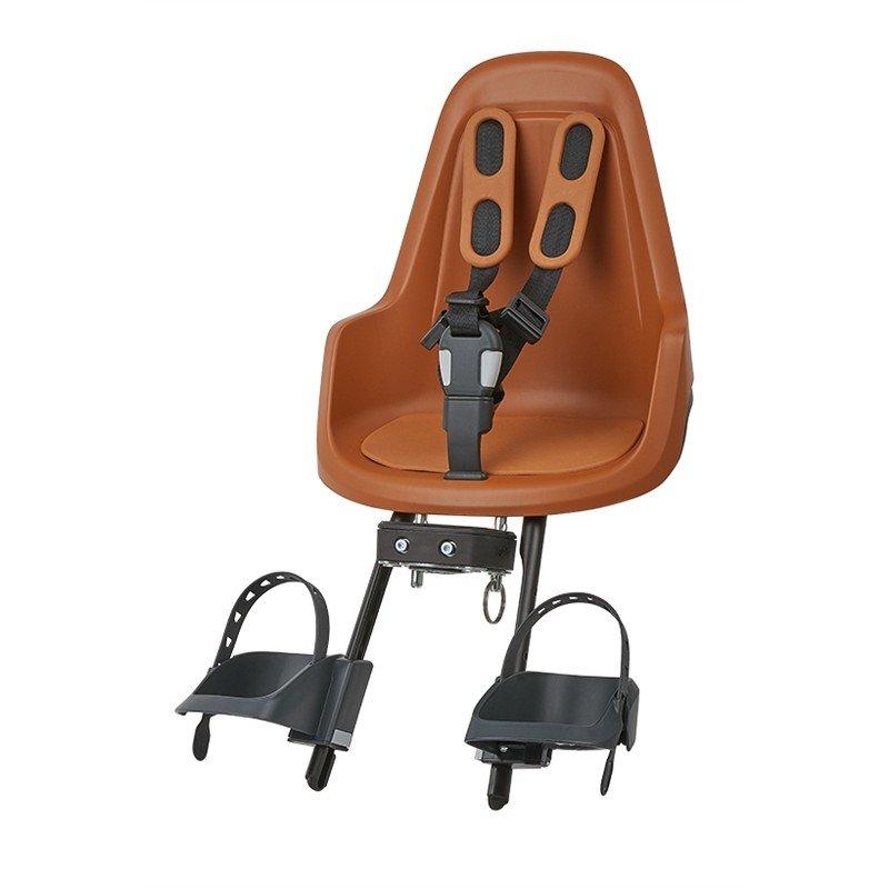 Dětská sedačka na kolo Bobike ONE mini Dětská sedačka na kolo Bobike ONE mini Bobike One Brown
