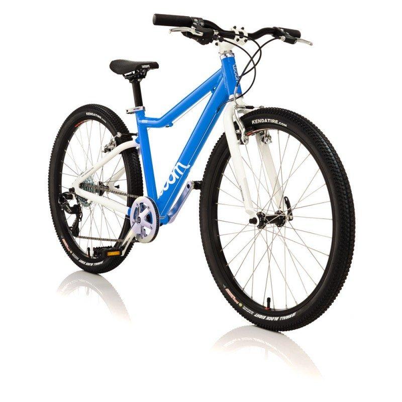 Dětské lehké kolo WOOM 5 lehké dětské kolo pro děti ve věku 7-11 let BARVA Barva modrá