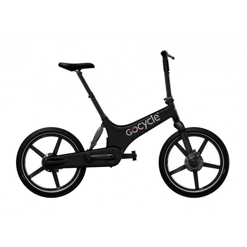 Gocycle G2R 2015 BARVA GOCYCLE Černá